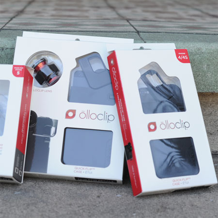 Product Placement: olloclip and Accessories