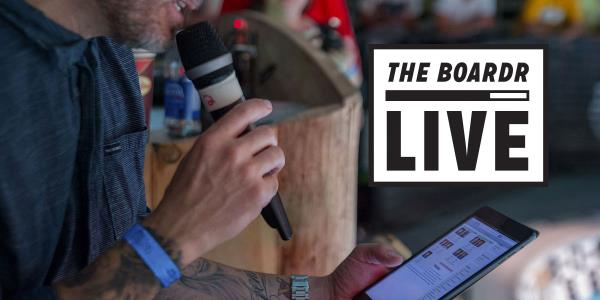 The Boardr Live Scoring in Olympic Street League Format