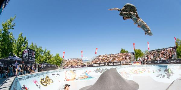 Recap: Vans Park Series Global Qualifiers at Vancouver