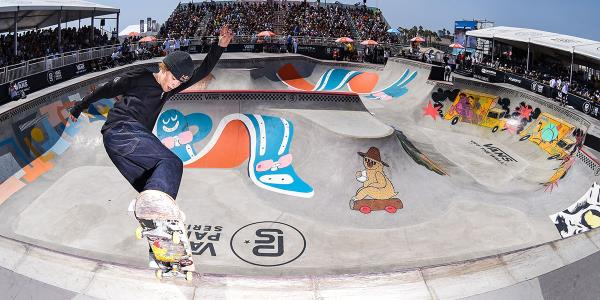 Recap: Vans Park Series Global Qualifiers at Huntington Beach