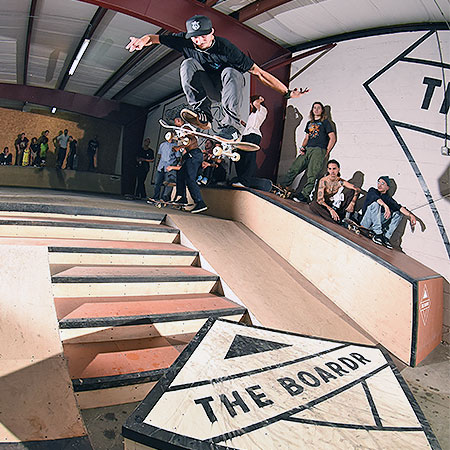 Recap: Best Trick at The Boardr HQ Presented by Marinela