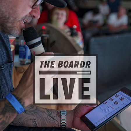 The New Boardr Live Scoring and Event Management App