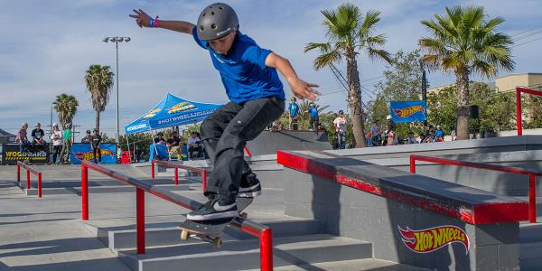 Recap: Hot Wheels Junior Series at Huntington Beach