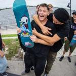Surprise! Jake Ilardi is Pro for Blind Skateboards