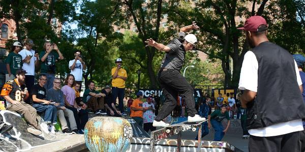 Harold Hunter Day Presented by DC at LES in NYC