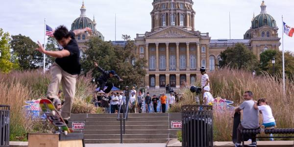 Des Moines Streetstyle Open Presented by Jethro's BBQ
