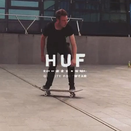 HUF Germany Welcomes Felix Lensing