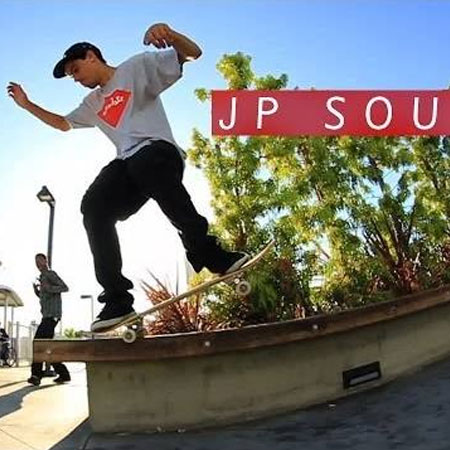 JP Souza Part on Thrasher