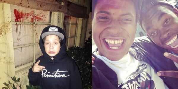 Baby Scumbag and Ishod Wair Join Forces to Take Down Thrasher