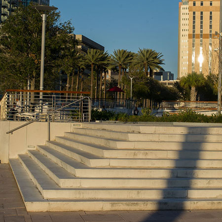A Sample of Downtown Tampa Skate Spots