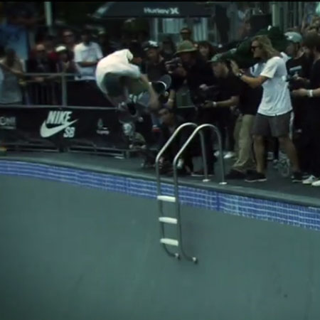 Nike SB Classics Cup at the Australian Open