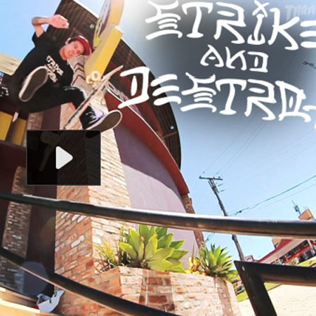 Luan's Strike and Destroy Part