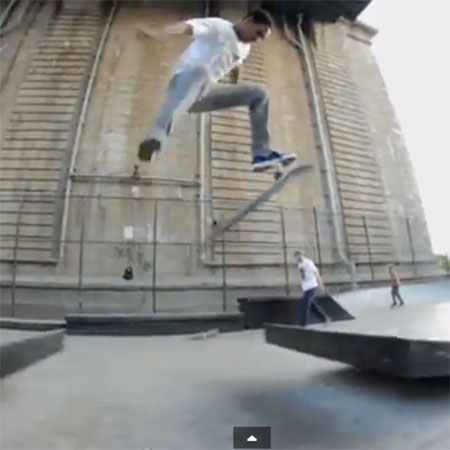 A Day with Chris Pierre at LES Park