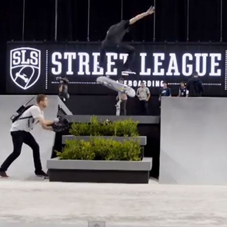 Best of Shane at Street League
