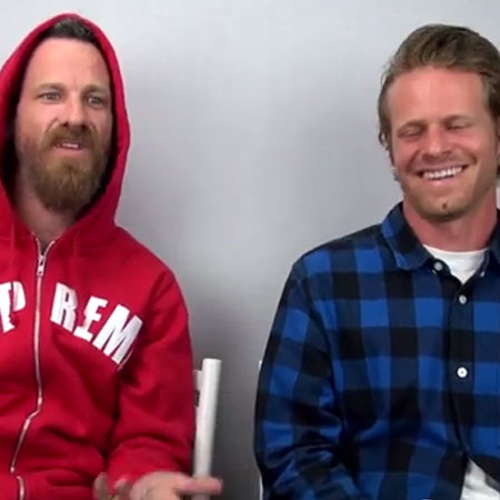Jason Dill and Anthony Van Engelen Go To Jail