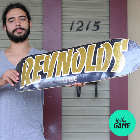 InstaGame: Win a Baker Andrew Reynolds Deck This Week