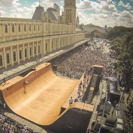 Red Bull Vert Evolution in Brazil