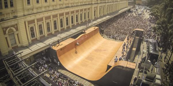 Red Bull Vert Evolution in Brazil