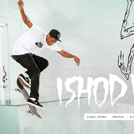 Ishod on Filming for Chronicles 2