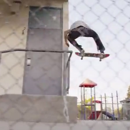 Does Dad Have a Heelflip Like That?