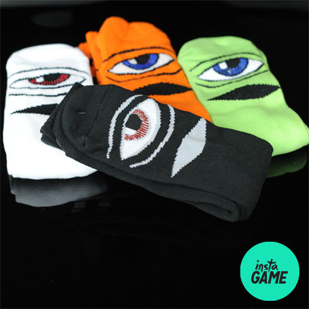 InstaGame: Win Four Pairs of Toy Machine Socks