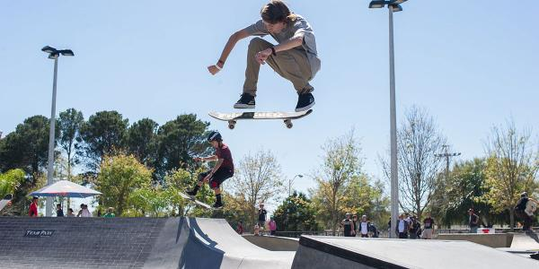 Grind for Life Series at Lakeland Skatepark