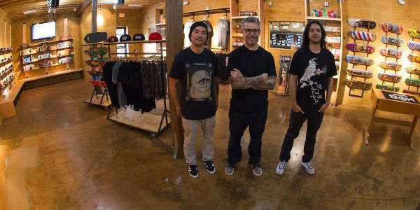 Welcome AYC to The Boardr Store, They Interviewed Us Instead
