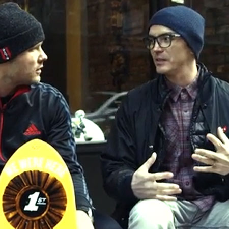 NYC Skateboarding History with Jeff Pang