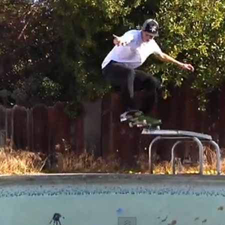 Not How Skateboarding's Forefathers Pictured Pool Skating