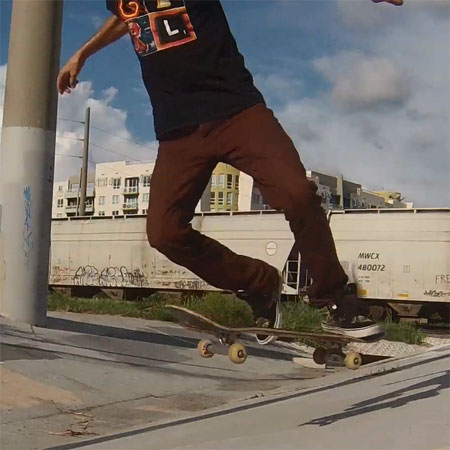 Skate By Your Selfie Sunday - Turtle Ditch in Tampa