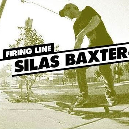 SOTY 2008 Silas Baxter-Neal on Firing Line