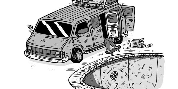 Rolling Heavy: Vans in Skateboarding (not the shoes) <br> Braydon Raps Vans