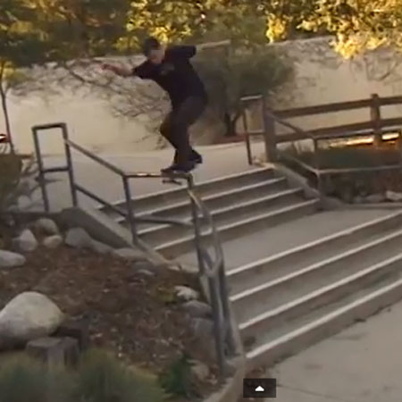 Stereo Skateboards Team Shreds into 2014