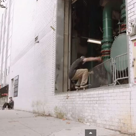 New York City Skateboarding With Daewon Song and Torey Pudwill