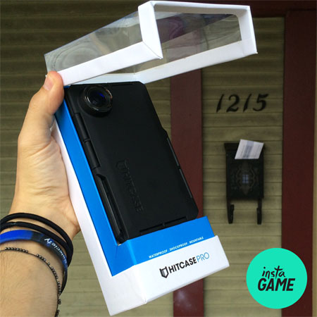 InstaGame: Win a Hitcase Pro for iPhone 4/4S