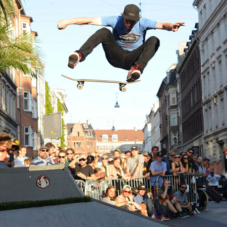 Copenhagen Pro 2013 Kicks Off