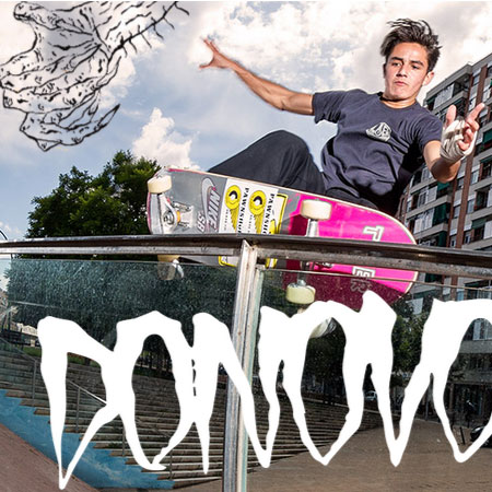 Donovon Piscopo's Full Part from SB Chronicles 2