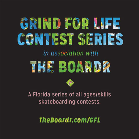 Registration Is Now Open: Grind for Life Series