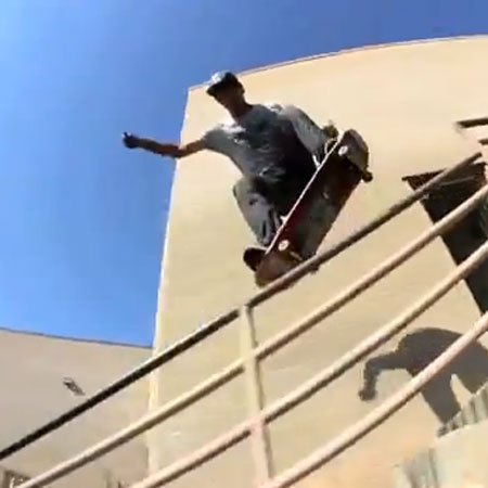 Birdhouse and Split Present John Hill's Part