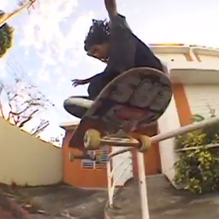 Yonnie Cruz' Incognito Part