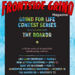 A Skateboard Contest in New Smyrna Beach on April 12th