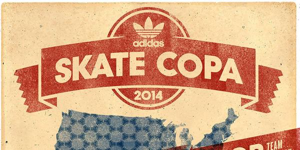 adidas Partners with The Boardr for a National Shop vs Shop Contest Series: adidas Skate Copa