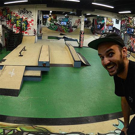 Miami Skateboarding, Ultra Music Fest, and Lil Wayne's Skatepark