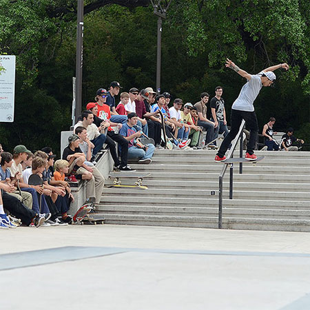 Transworld CUT in Austin, Texas