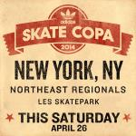 adidas Skate Copa in NYC This Saturday