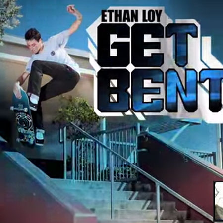 Ethan Loy's Thrasher Part