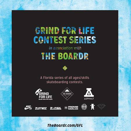 Grind for Life Fort Lauderdale Stop on May 17