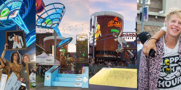Photo and Video Recap: Zappos Rideshop Series in Las Vegas