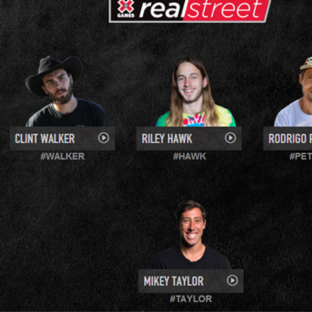 Vote for Clint Walker in X Games Real Street