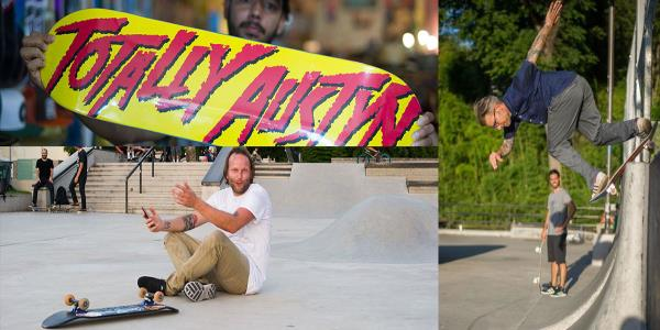 Some Local Skateparks and Lurkin' in Austin With the SOTY